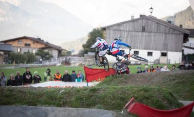 Four Cross in Leogang.