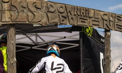 iXS European Downhill Cup Leogang 2014.