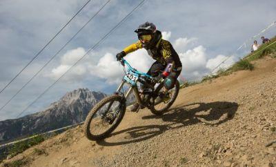 iXS European Downhill Cup Leogang 2014: